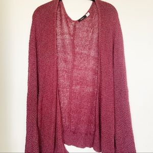 Urban Outfitters BDG Oversized Open Cardigan